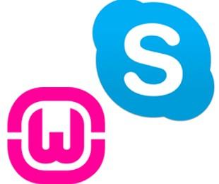 تداخل اسکایپ و برنامه WAMP